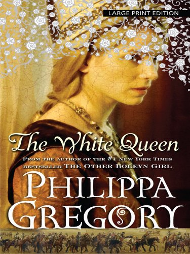 9781410419309: The White Queen (Thorndike Core)