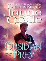 9781410419347: Obsidian Prey (Ghost Hunters)