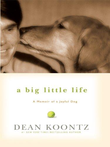 9781410419484: A Big Little Life: A Memoir of a Joyful Dog (Thorndike Press Large Print Core Series)