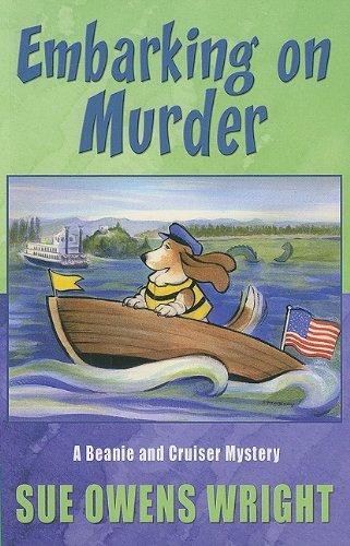 9781410419668: Embarking on Murder (Wheeler Cozy Mystery)