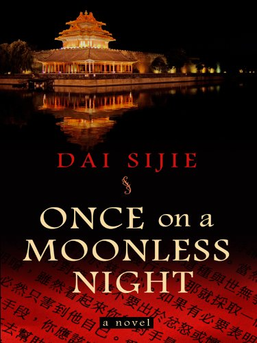 9781410419736: Once on a Moonless Night (Wheeler Hardcover)