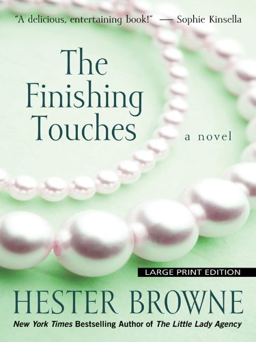 9781410419781: The Finishing Touches (Wheeler Large Print Book Series)