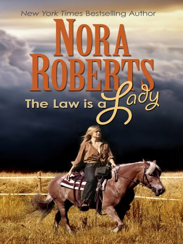 9781410419804: The Law Is a Lady (Thorndike Press Large Print Romance Series)