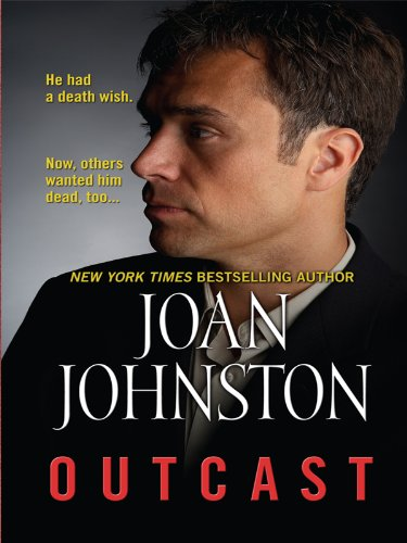 9781410420275: Outcast (Thorndike Press Large Print Romance)