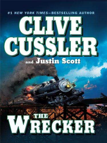 9781410420312: The Wrecker (Wheeler Large Print Book Series)