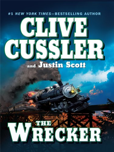 9781410420312: The Wrecker (Wheeler Hardcover)