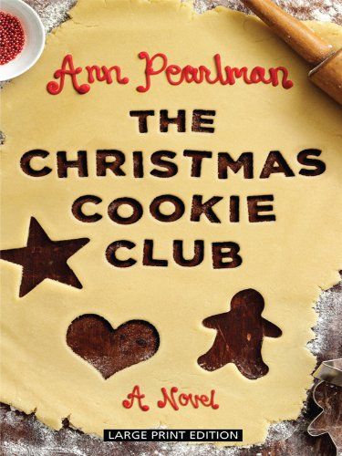 9781410420329: The Christmas Cookie Club (Wheeler Publishing Large Print)