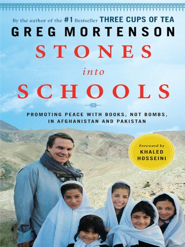 9781410420350: Stones Into Schools: Promoting Peace with Books, Not Bombs, in Afghanistan and Pakistan (Basic)