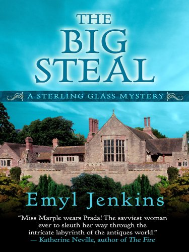 9781410420381: The Big Steal (Thorndike Press Large Print Mystery Series)