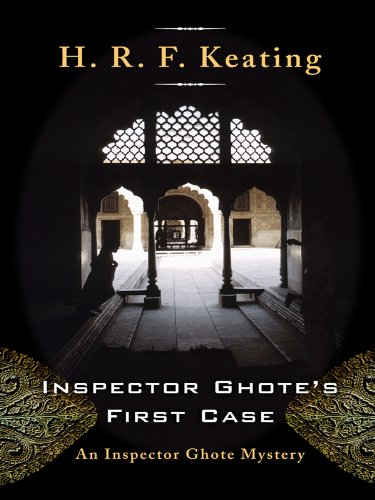 9781410420398: Inspector Ghote's First Case (Thorndike Press Large Print Mystery Series)