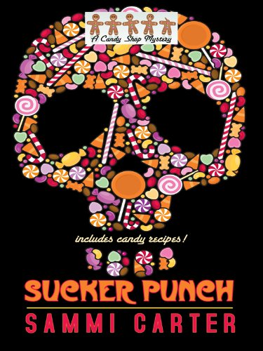 9781410420435: Sucker Punch (Wheeler Large Print Cozy Mystery: A Candy Shop Mystery)