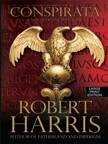 9781410420497: Conspirata: A Novel of Ancient Rome