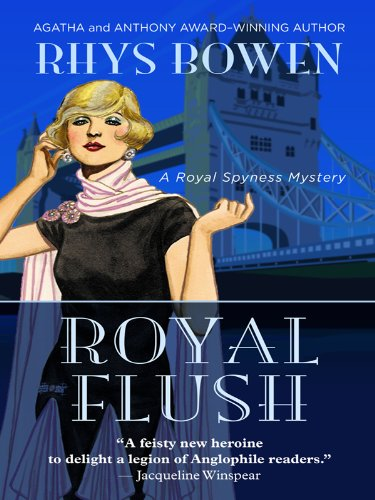 9781410420510: Royal Flush (Thorndike Press Large Print Core Series)