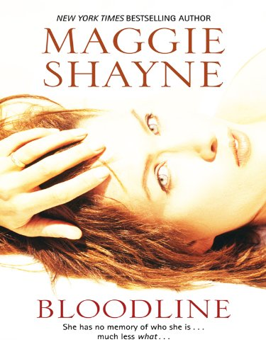 Bloodline (Wheeler Hardcover): Shayne, Maggie