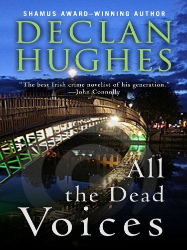 9781410420725: All the Dead Voices (Thorndike Large Print Crime Scene)