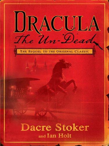 9781410420787: Dracula the Un-Dead (Basic)