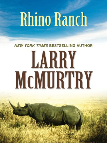 9781410420824: Rhino Ranch (Wheeler Hardcover)