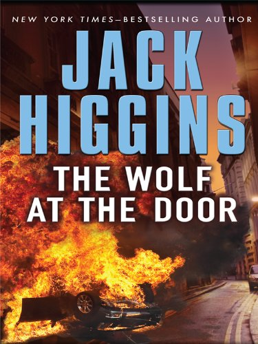 9781410420855: The Wolf at the Door (Thorndike Press Large Print Core Series)