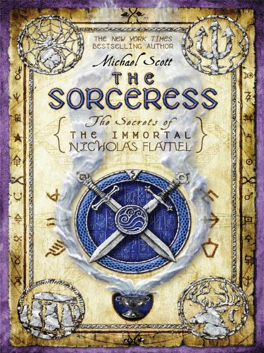 9781410420923: The Sorceress (Secrets of the Immortal Nicholas Flamel)