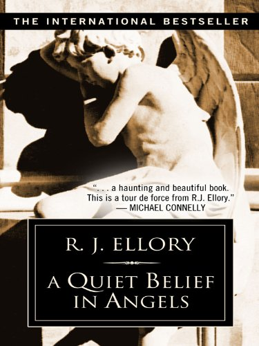 9781410421180: A Quiet Belief in Angels (Thorndike Press Large Print Basic Series)