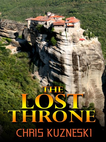 The Lost Throne (Thorndike Thrillers)