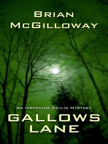 9781410421517: Gallows Lane (Thorndike Crime Scene)