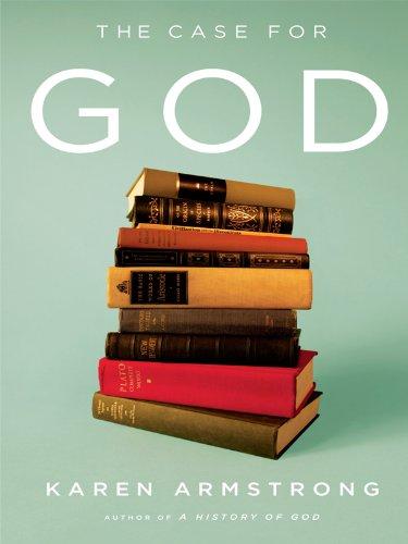 9781410421531: The Case for God