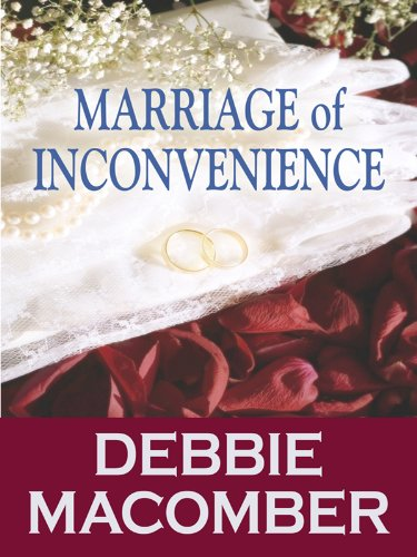 9781410421807: Marriage of Inconvenience (The Manning Brides)