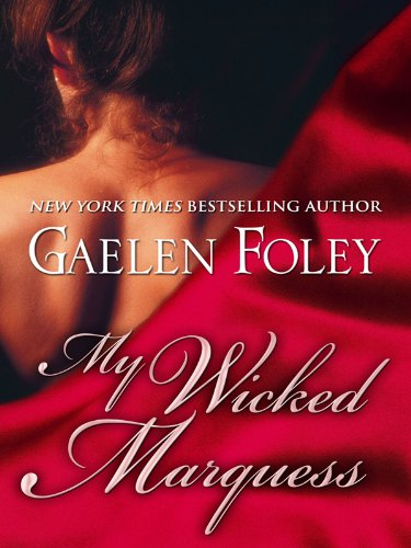 9781410421821: My Wicked Marquess (Thorndike Press Large Print Romance Series)
