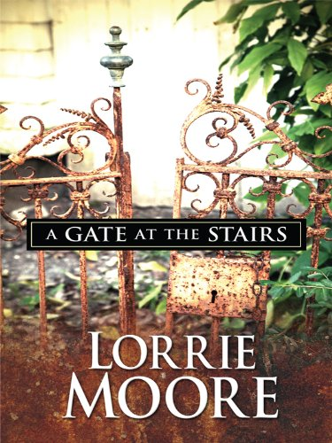 9781410421890: A Gate at the Stairs (Thorndike Press Large Print Core)