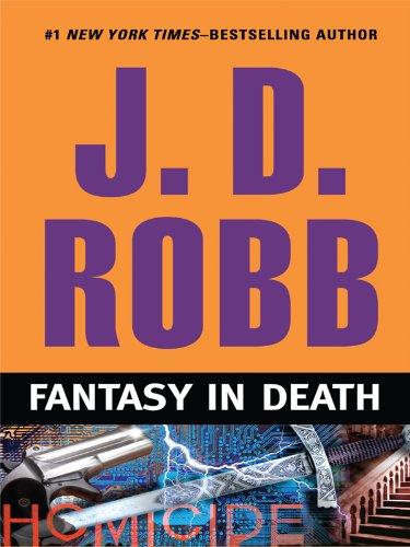 9781410421906: Fantasy In Death (Wheeler Hardcover)