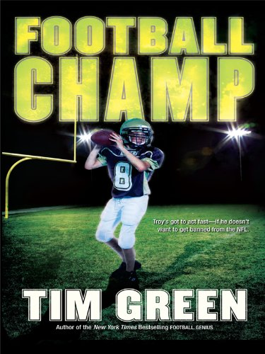 9781410422132: Football Champ (Thorndike Literacy Bridge Young Adult)