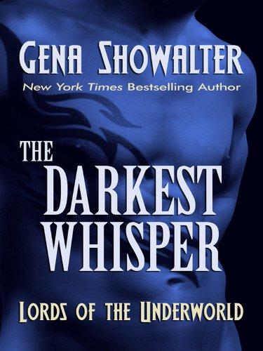 9781410422521: The Darkest Whisper (Thorndike Romance)