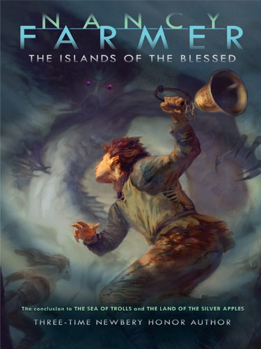 9781410422538: The Islands of the Blessed (Thorndike Press Large Print Literacy Bridge Series)