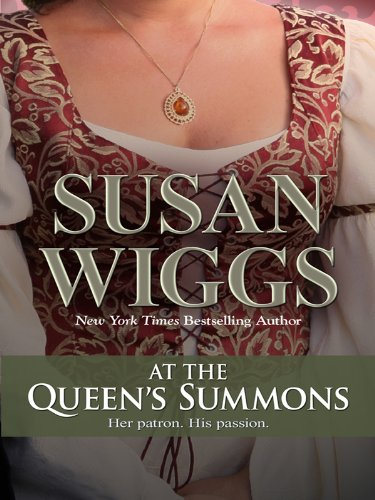 9781410422637: At The Queen's Summons (The Tudor Rose Trilogy: Thorndike Press Large Print Romance Series)