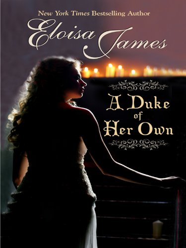 9781410422644: A Duke of Her Own (Thorndike Press Large Print Romance Series)