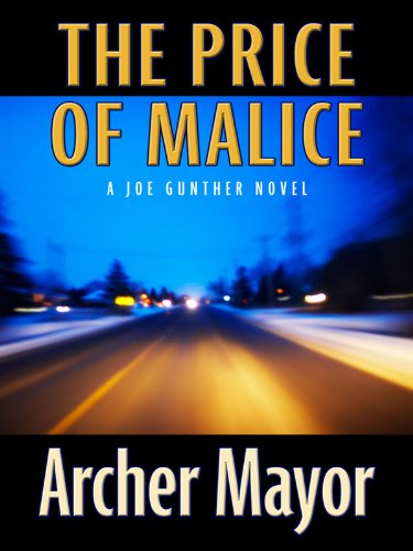 9781410422675: The Price of Malice (Thorndike Large Print Crime Scene)