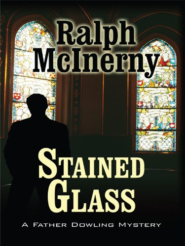 9781410422699: Stained Glass (Thorndike Press Large Print Basic)