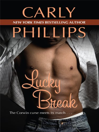 9781410422910: Lucky Break (Wheeler Large Print Book Series)