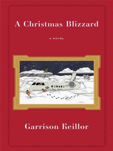 9781410423061: A Christmas Blizzard (Thorndike Core)