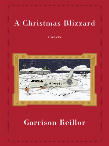 9781410423061: The Christmas Blizzard (Thorndike Core)