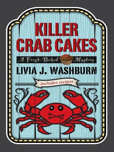9781410423092: Killer Crab Cakes (Wheeler Publishing Large Print Cozy Mystery)