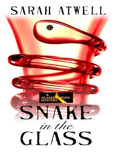 9781410423122: Snake in the Glass (Wheeler Large Print Cozy Mystery)