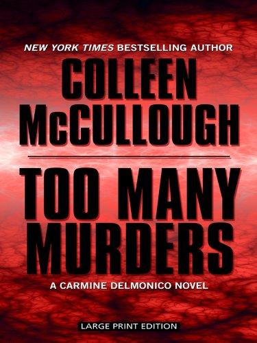 9781410423139: Too Many Murders (A Carmine Delmonico Novel)