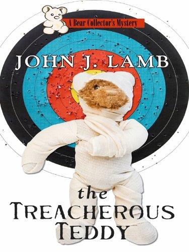 9781410423146: The Treacherous Teddy (A Bear Collector's Mystery)