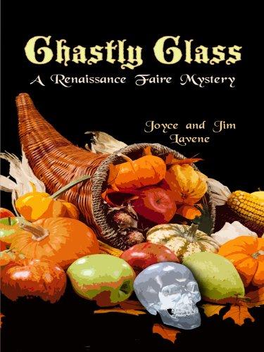 9781410423238: Ghastly Glass (Thorndike Press Large Print Mystery Series)