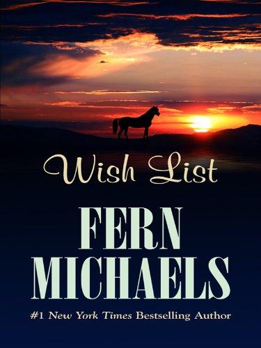 9781410423313: Wish List (Thorndike Famous Authors)