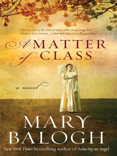 9781410423412: A Matter of Class