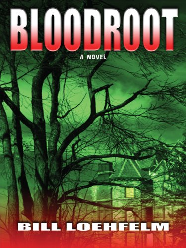 9781410423436: Bloodroot (Thorndike Large Print Crime Scene)