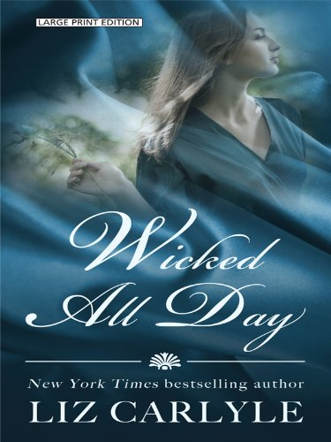 9781410423443: Wicked All Day (Thorndike Press Large Print Core Series)